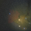 Antares - M4 - Rho Ophiuchi cloud complex