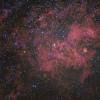 Sh2-54 NGC 6604 dans le Serpent Ha RHaGB