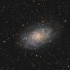 M33 HA-LRGB