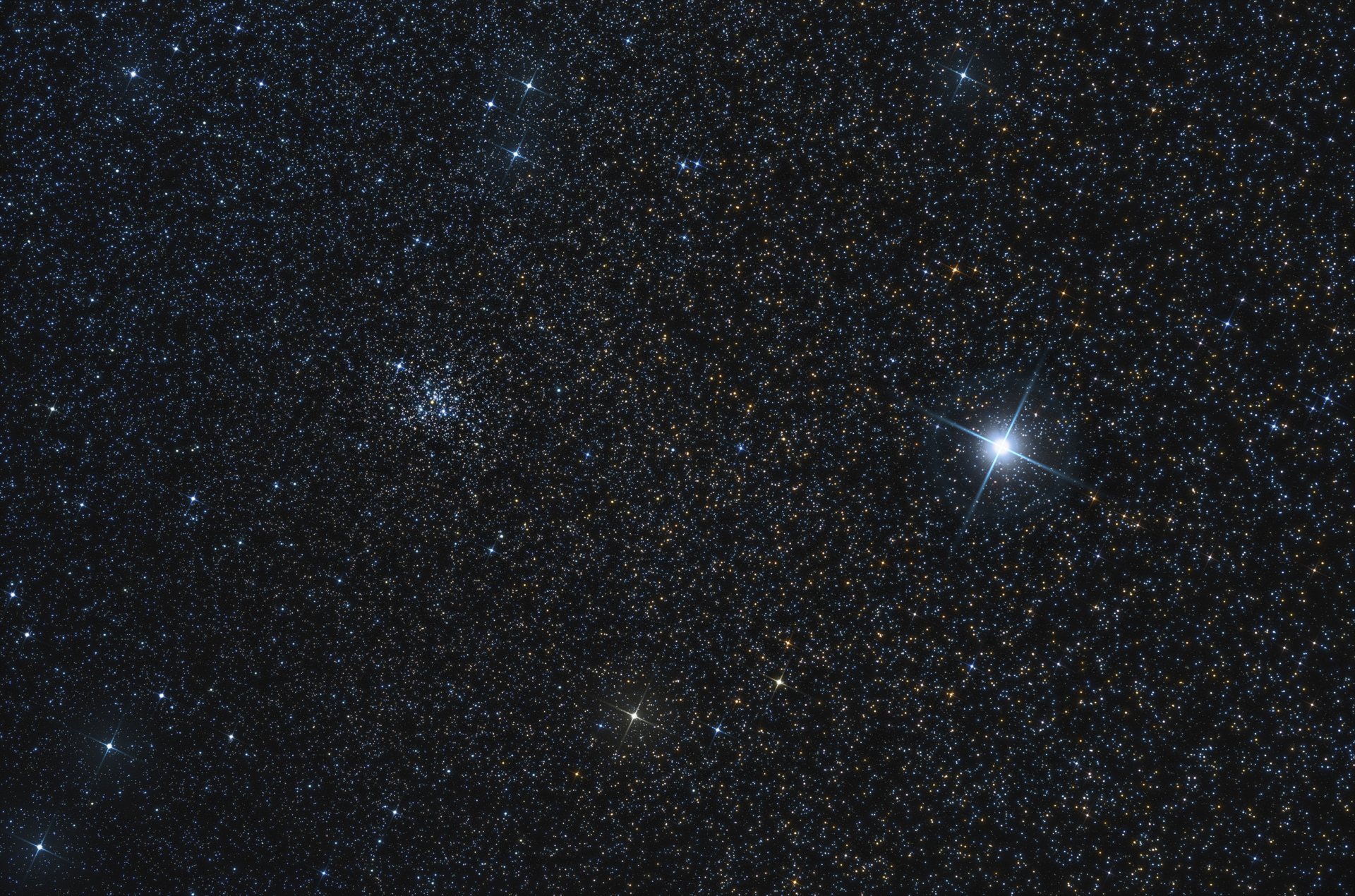 Grand Chien-Triangle M41-Sirius-Nu² Can 135mm
