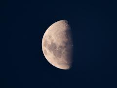 Lune du 27 décembre 2017