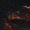 NGC6960 Triangle de Pickering