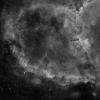 Le coeur IC 1805