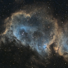 nébuleuse de l'âme : ic1848