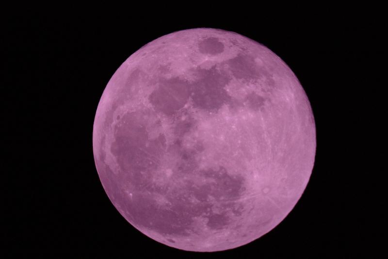 Super Lune 31/01/2018