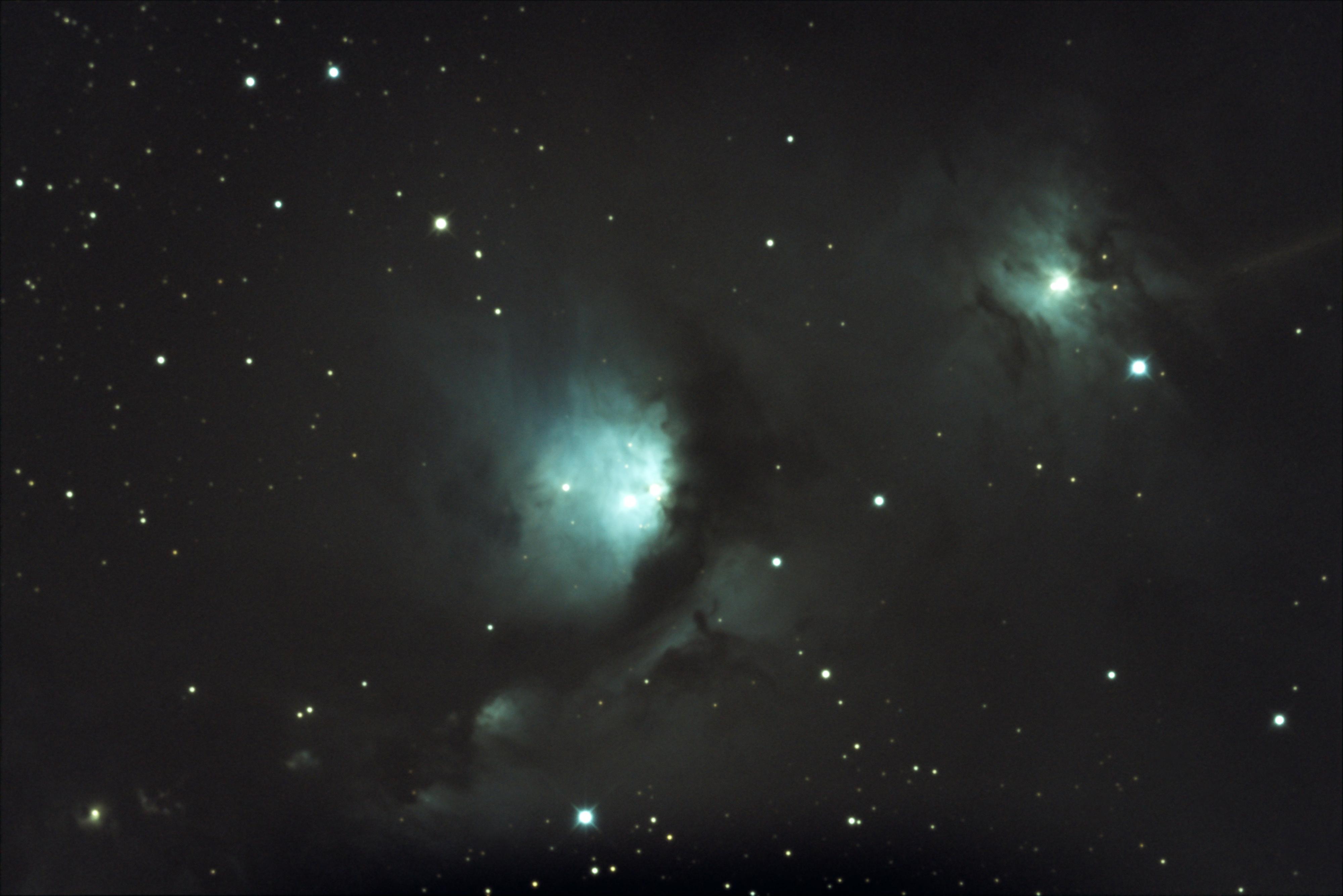 Nébuleuse de Casper le fantome (M78)