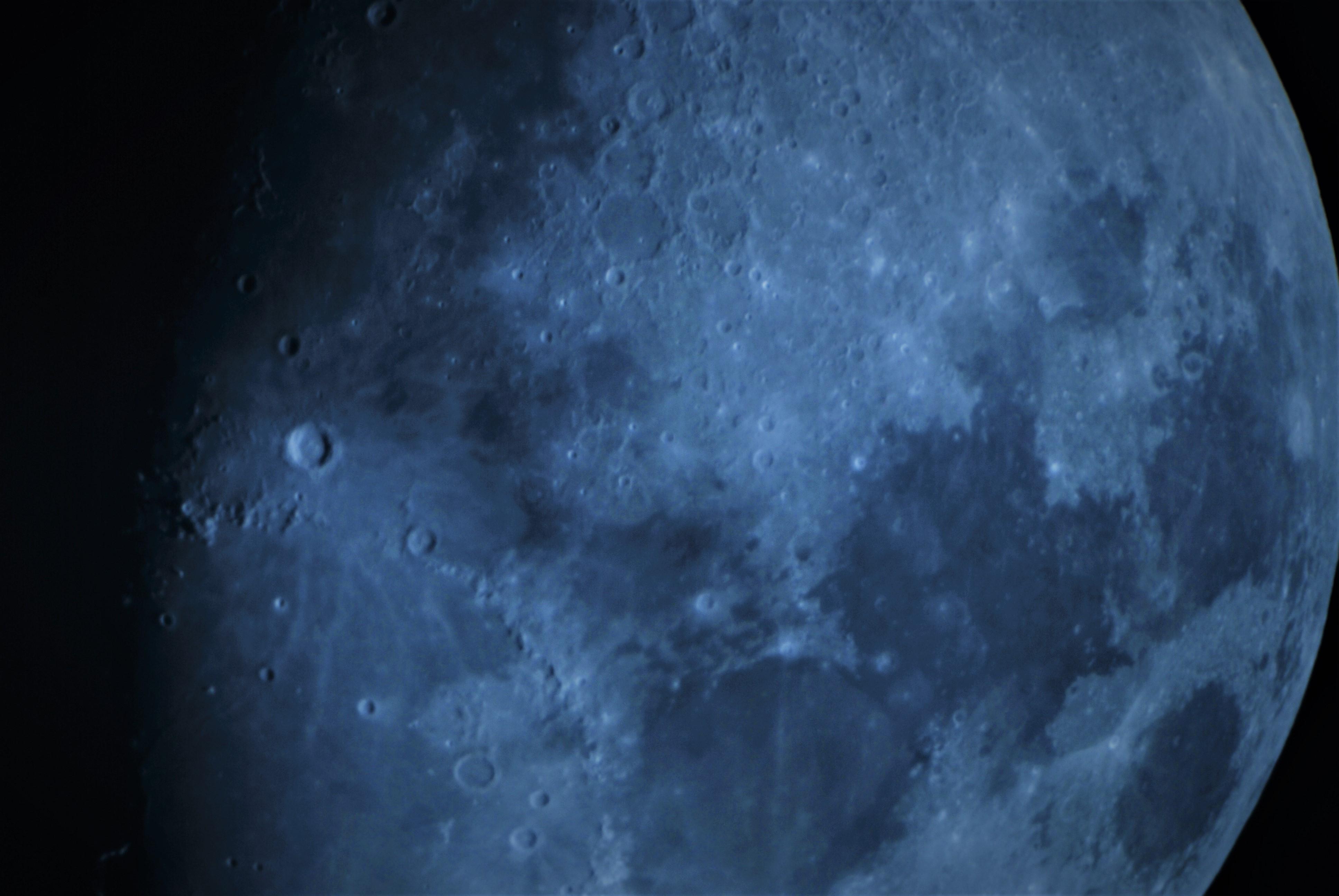 Lune bleue , :)