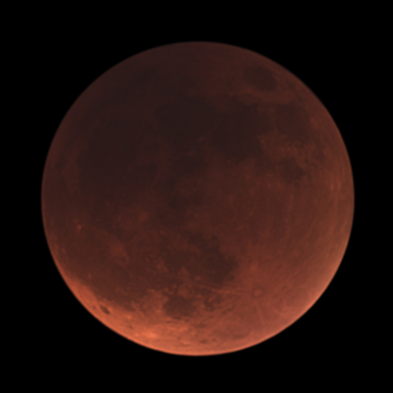 Eclipse de lune 20150928