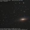 """Deer Lick Group"" & these ""Chips"" NGC7331, 7335, 7336, 7337 & 7340 (Shot from the city center of Reims)"