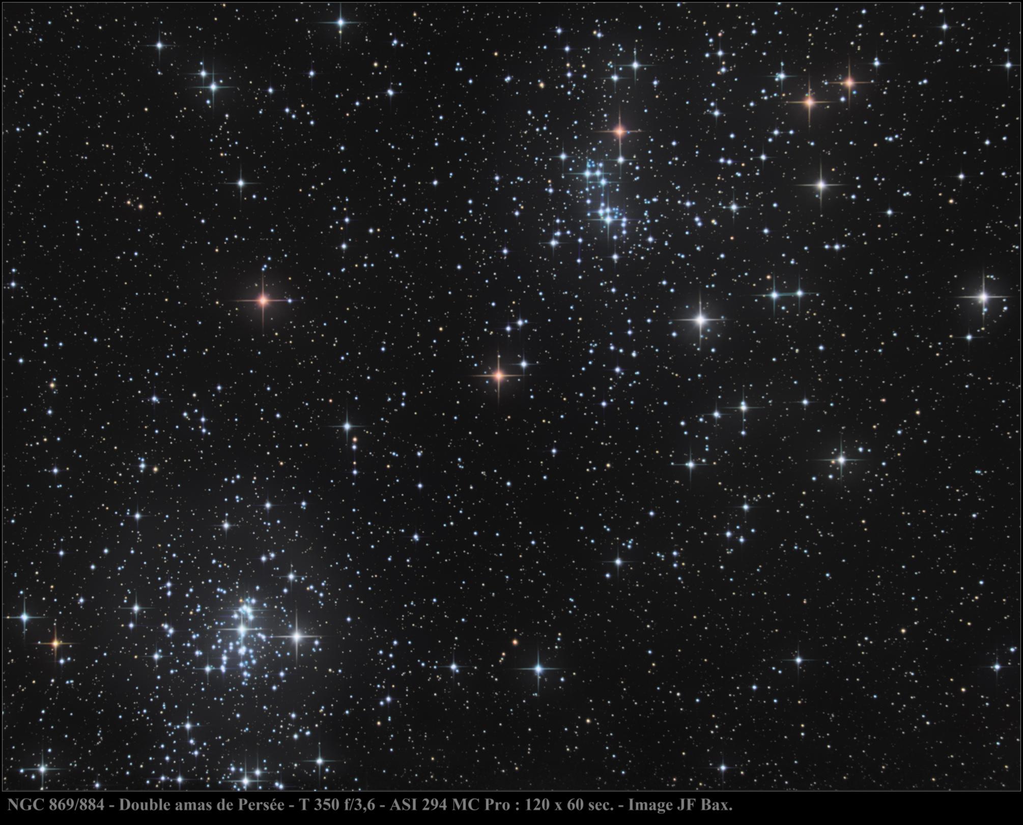 NGC 869_884 double amas moins saturé