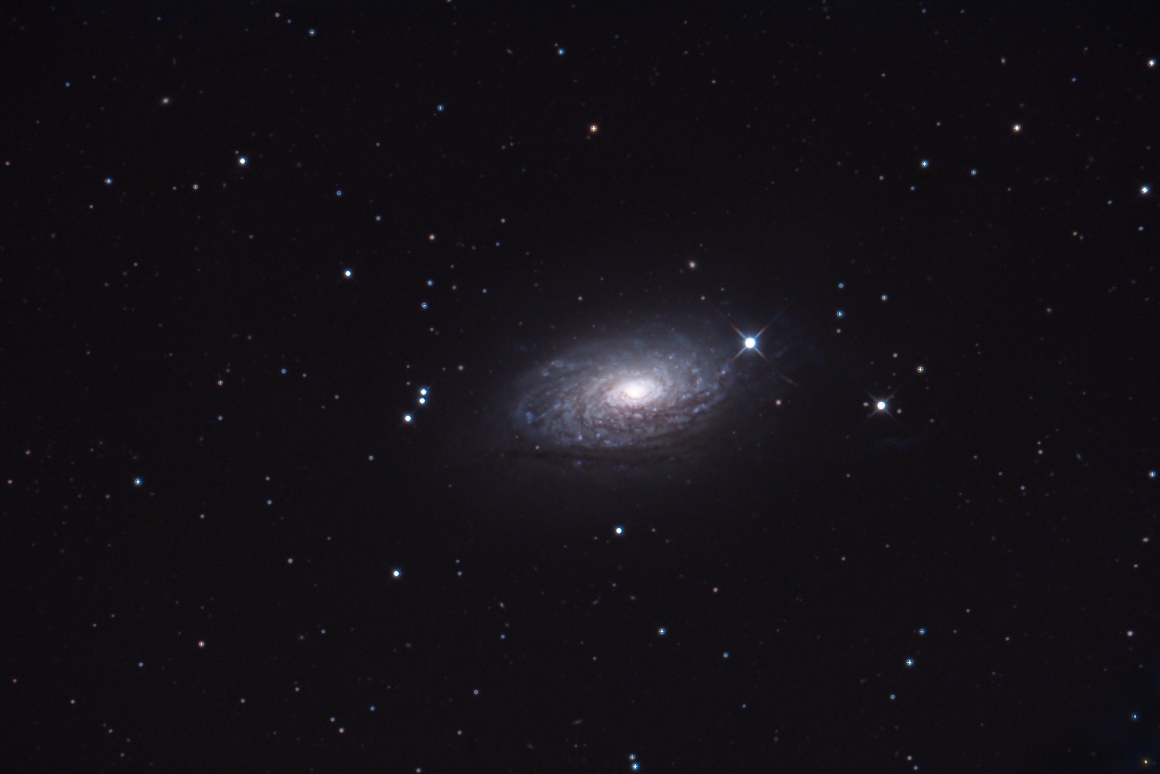M63 (Galaxie du tournesol)