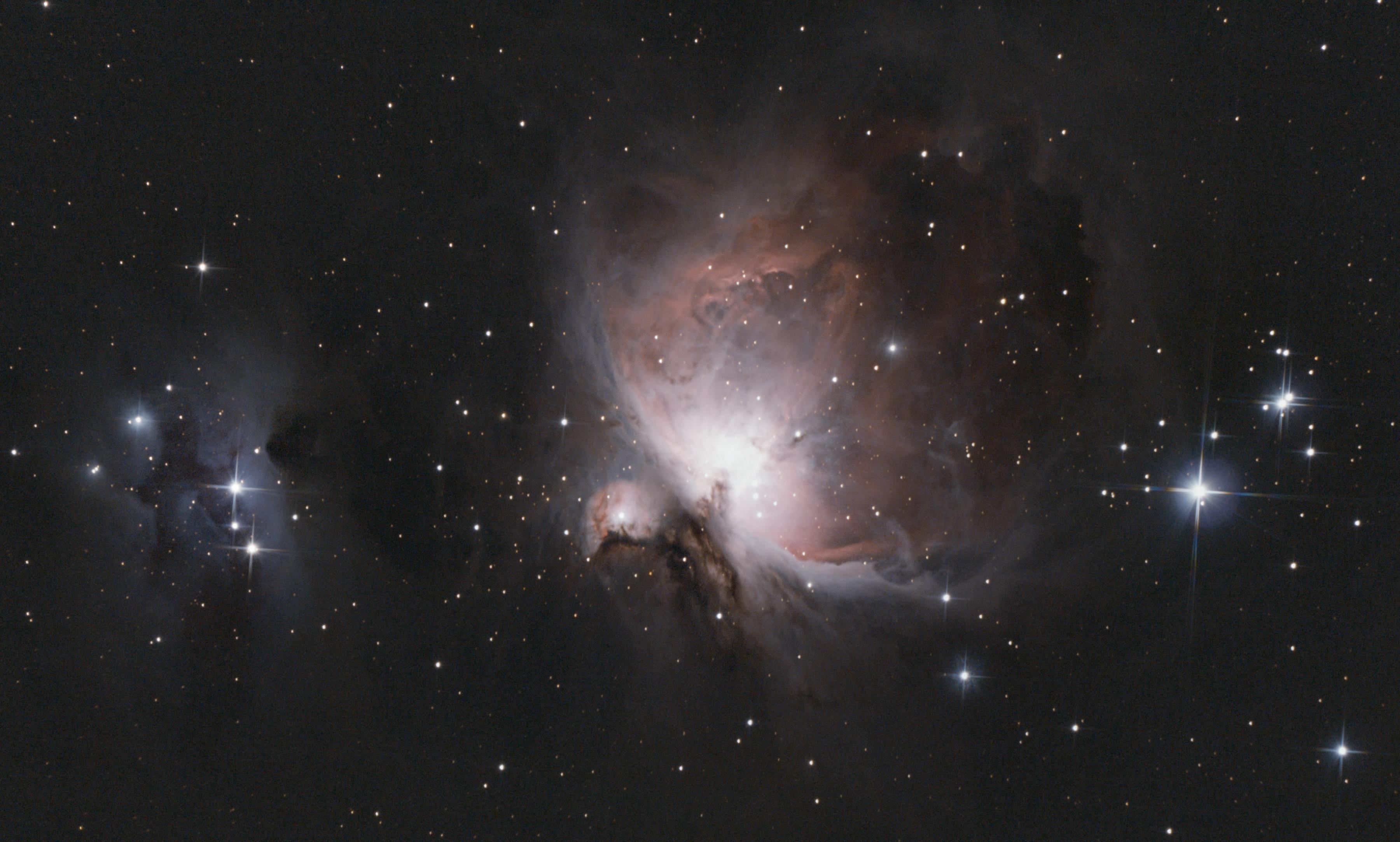 M42 | La nébuleuse d'Orion