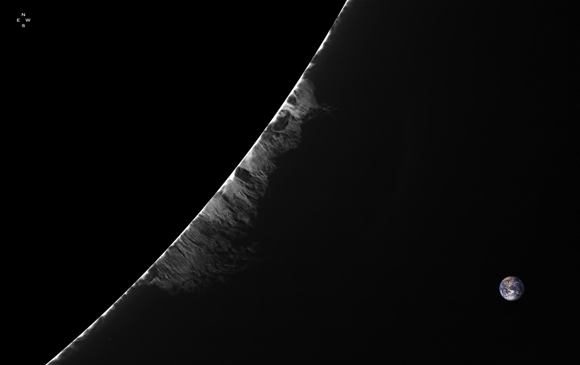 Limbe SW - 135°N - 17 février 2018