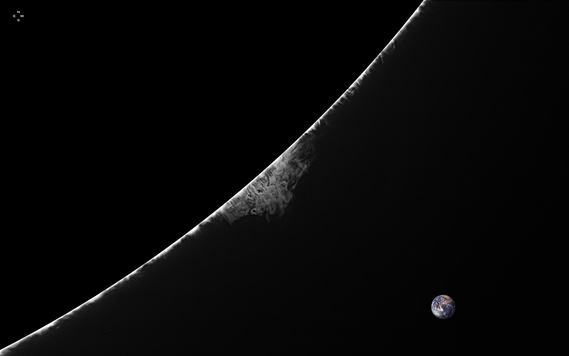 Limbe SW - 140°N - 22 février 2018