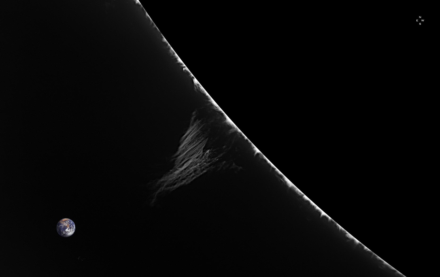 Limbe SE - 233°N - 27 février 2018
