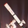 Lunette modifié AR90/900 EQ5 dual Axis.JPG