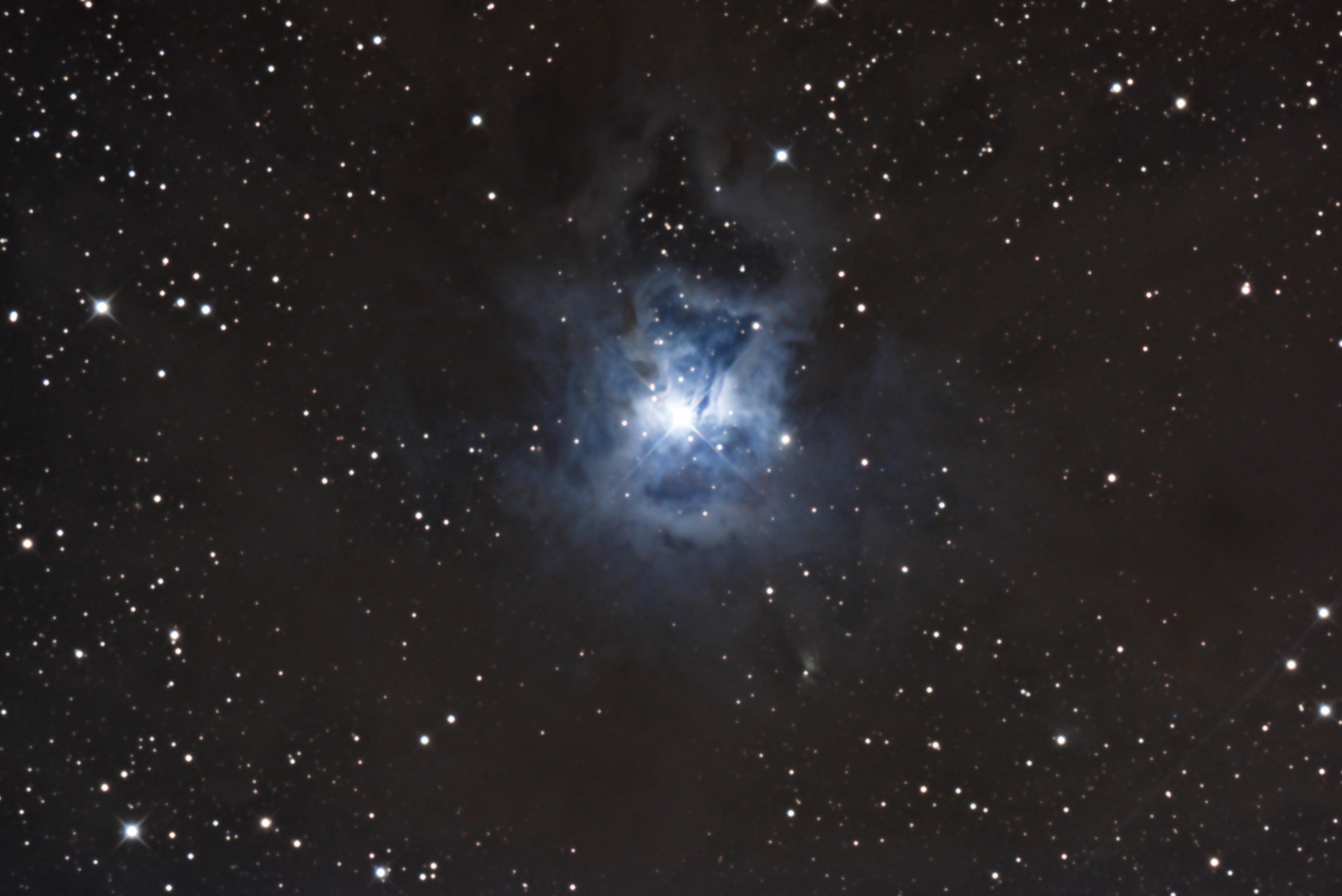 NGC 7023 (Nébuleuse de l'iris)