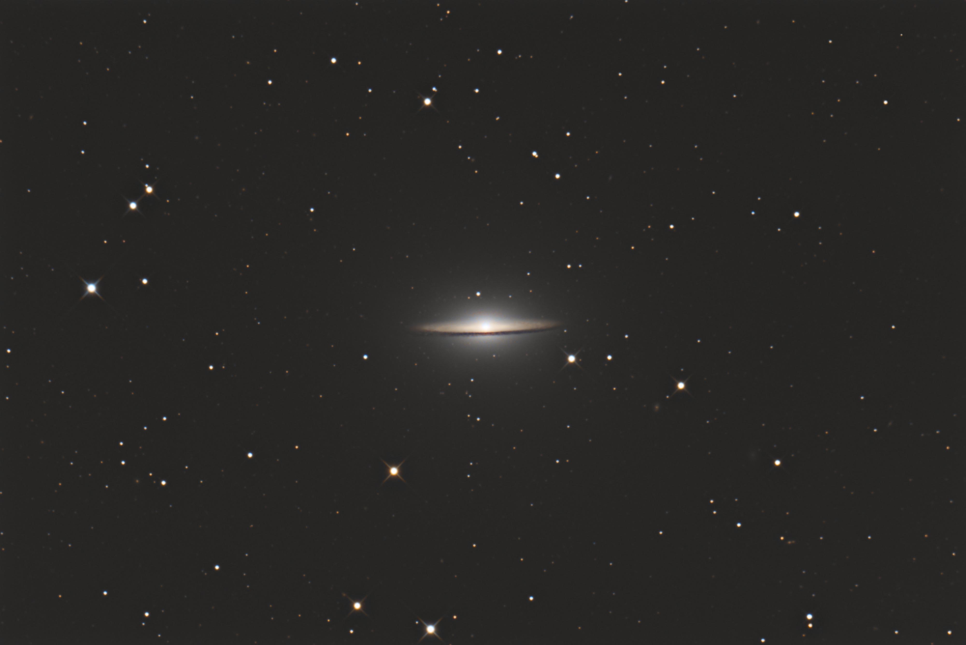 M104 (Galaxie du Sombrero)