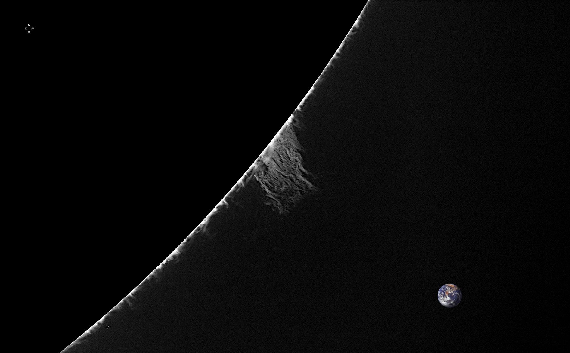 Limbe SW - 133°N - 21 mars 2018