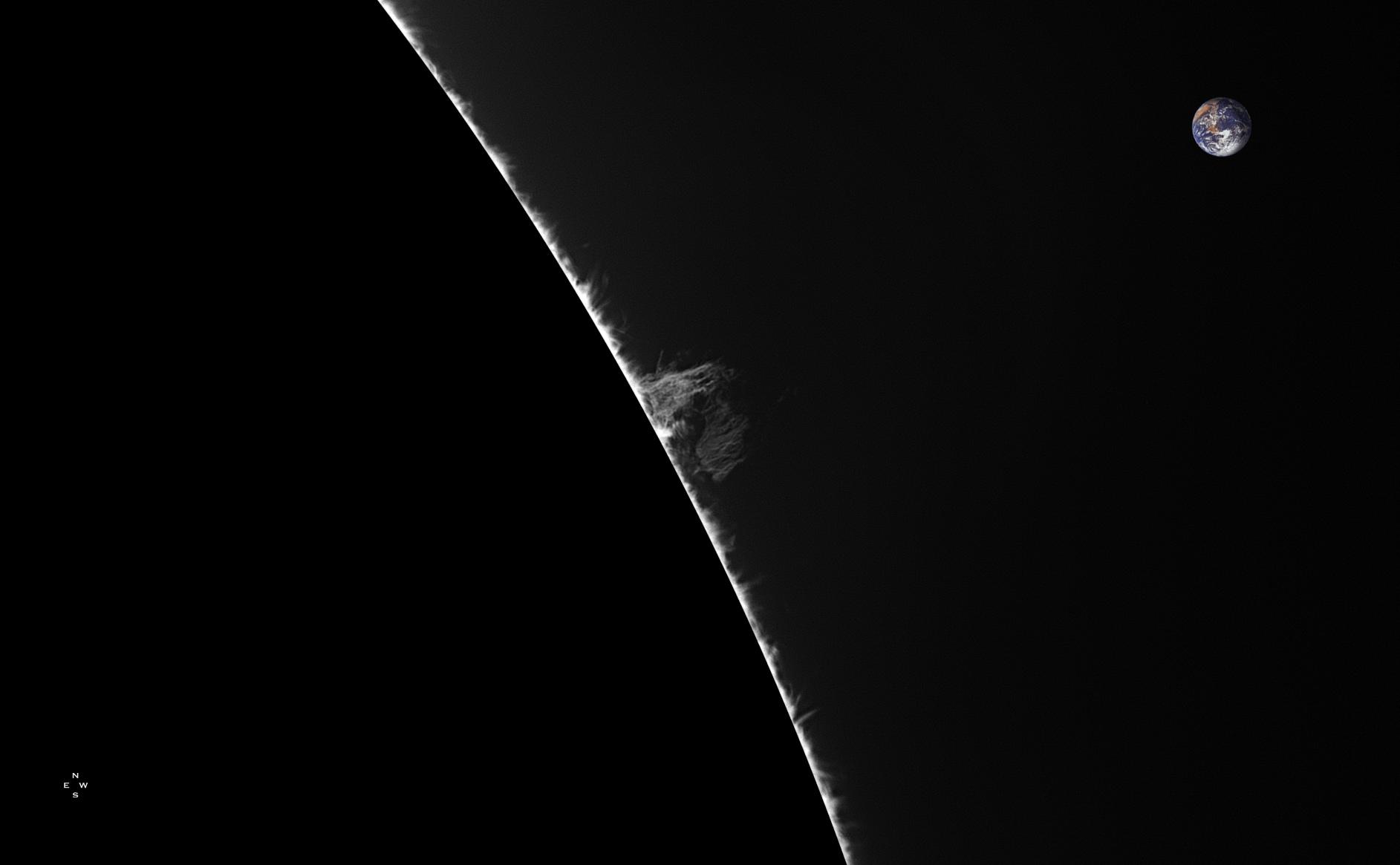 Limbe NW - 67°N - 24 mars 2018