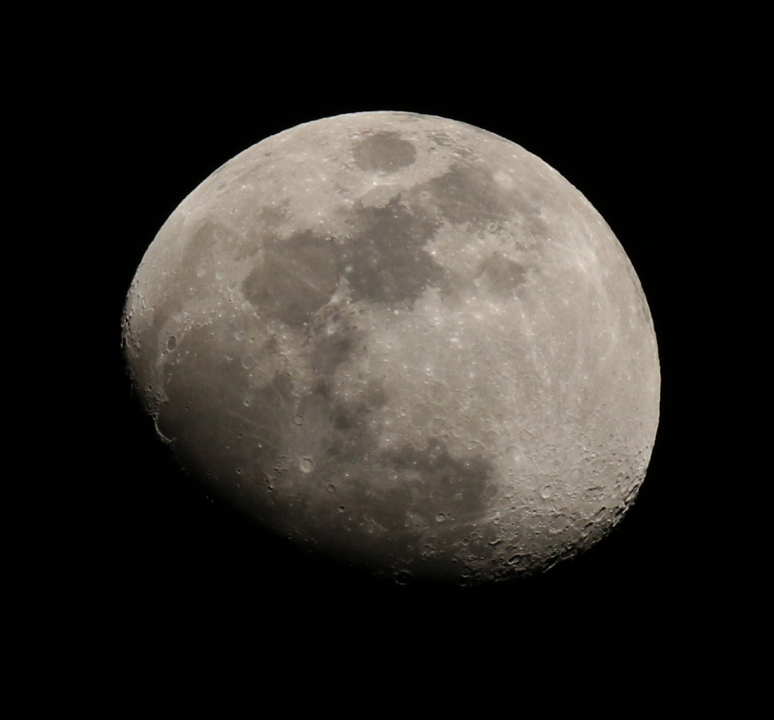 la lune, au soir du 27/03/2018 (40237/271.JPG)