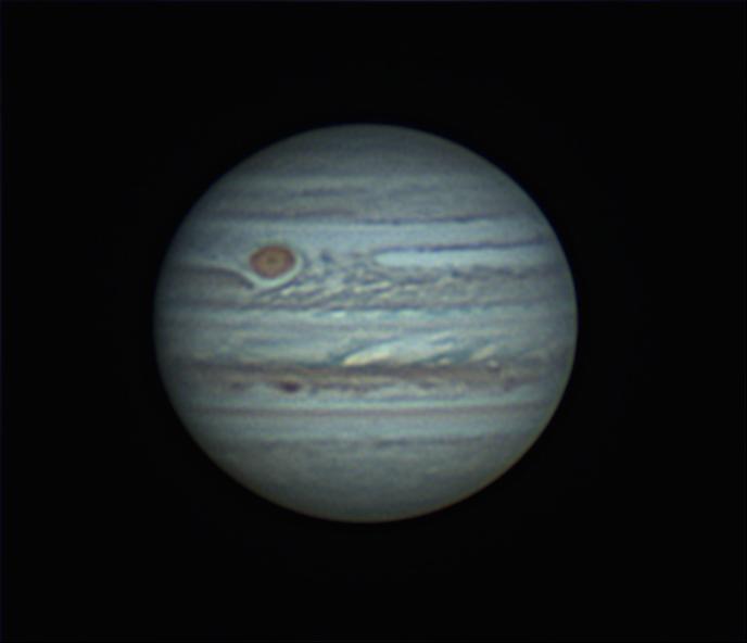 Jupiter  Calernienne  le  06/04/2018  . N400  .