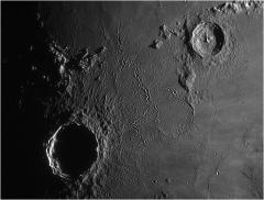 Copernic Stadius Eratosthène