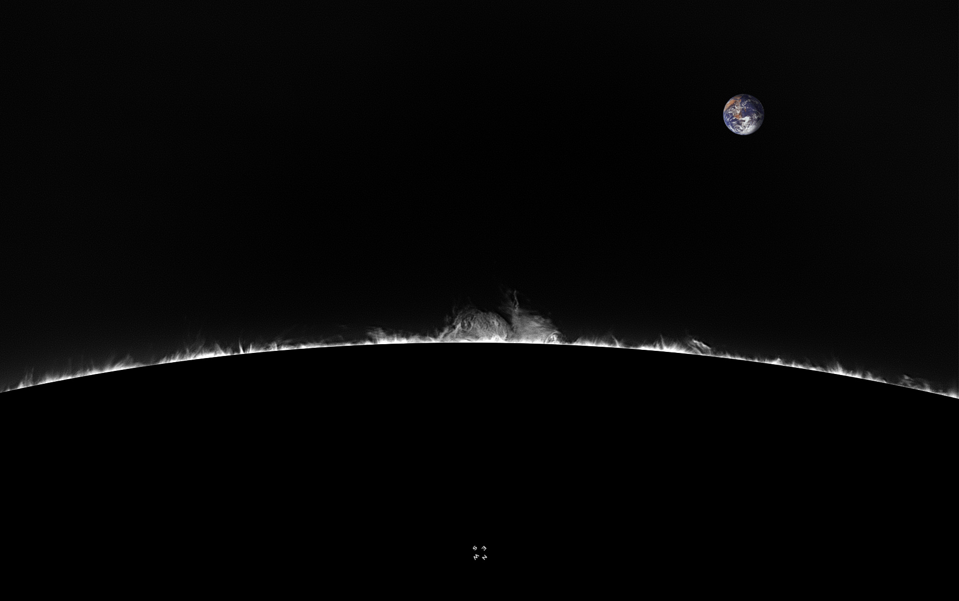 Limbe SE - 218°N - 06 Mai 2018