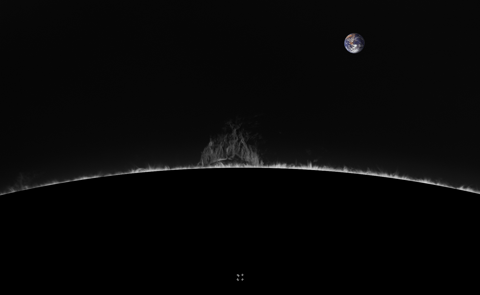 Limbe SW - 135°N - 13 Mai 2018