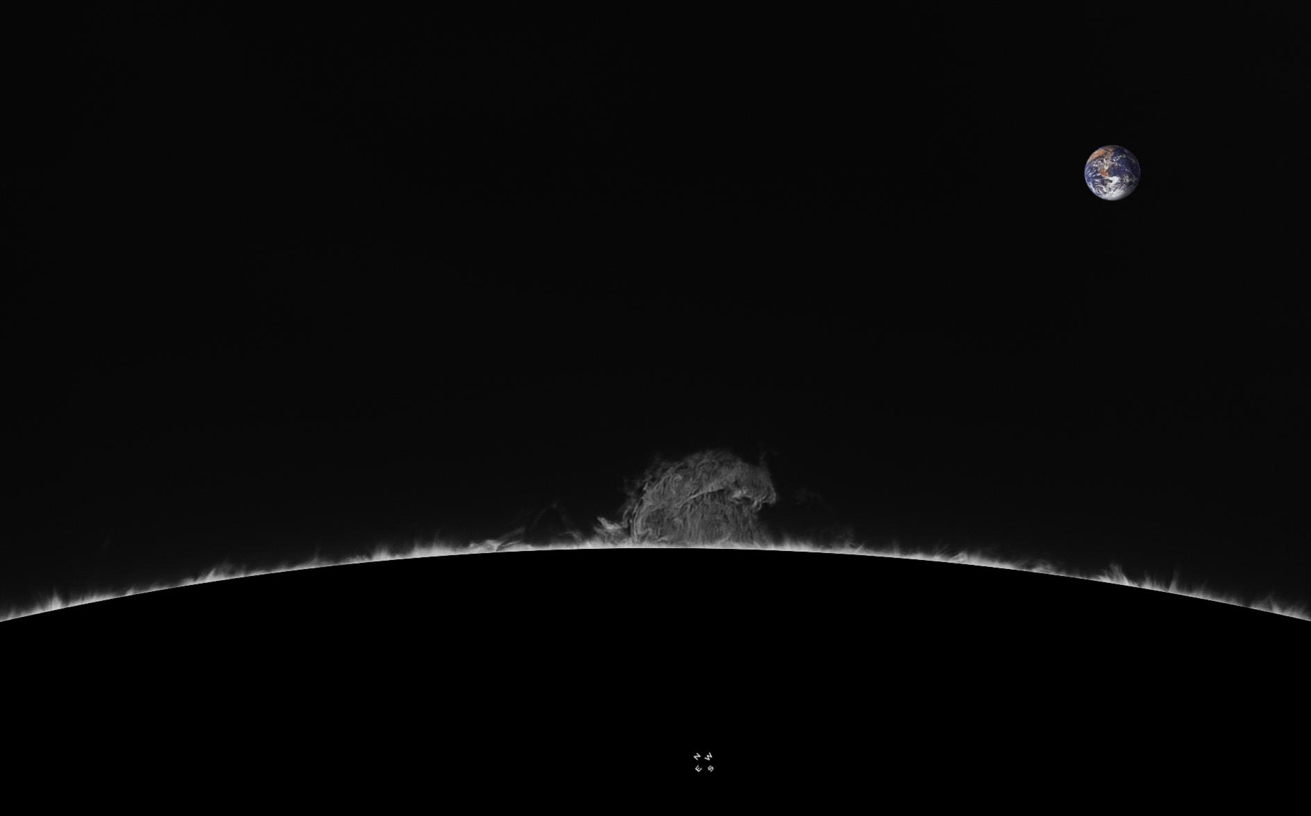 Limbe NW - 55°N - 13 Mai 2018