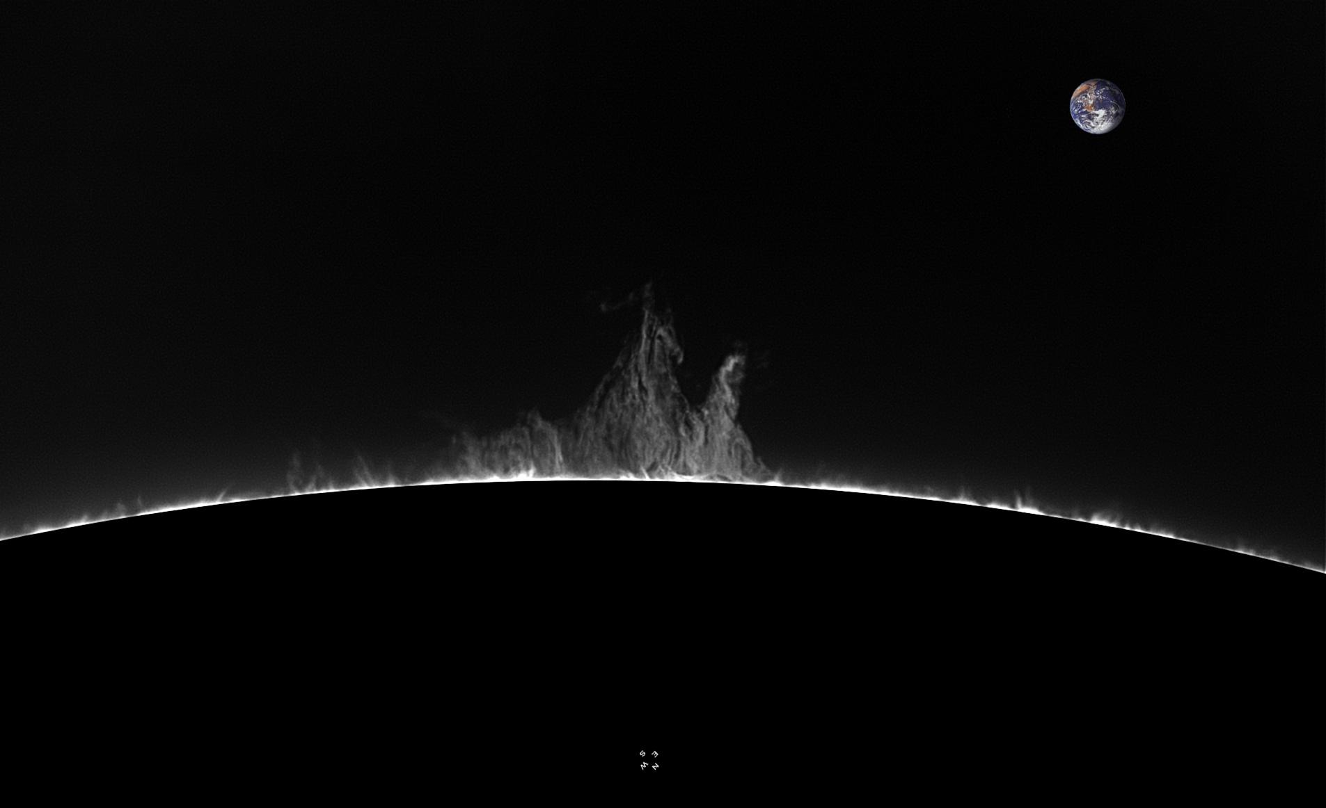 Limbe SE - 222°N - 3 1Mai 2018