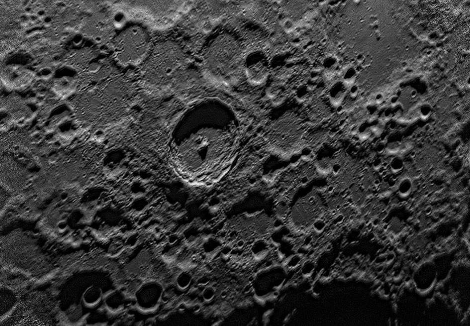 Cratère Tycho (Nov 2014)