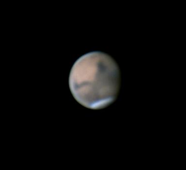 Mars le 28mai 2018 3h15 TU