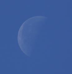 la lune, au matin du 08/05/2018 (42554/42557.JPG)