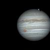 Jupiter  le  06/05/2018   ,  N400  ,  image  à  120%  .
