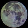 Pleine Lune en couleur (Mai 2011)