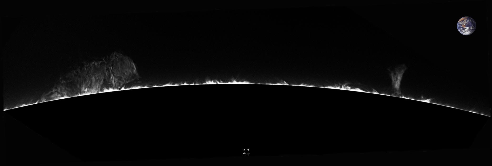 Limbe SE - 217-236°N - 03 Juin 2018