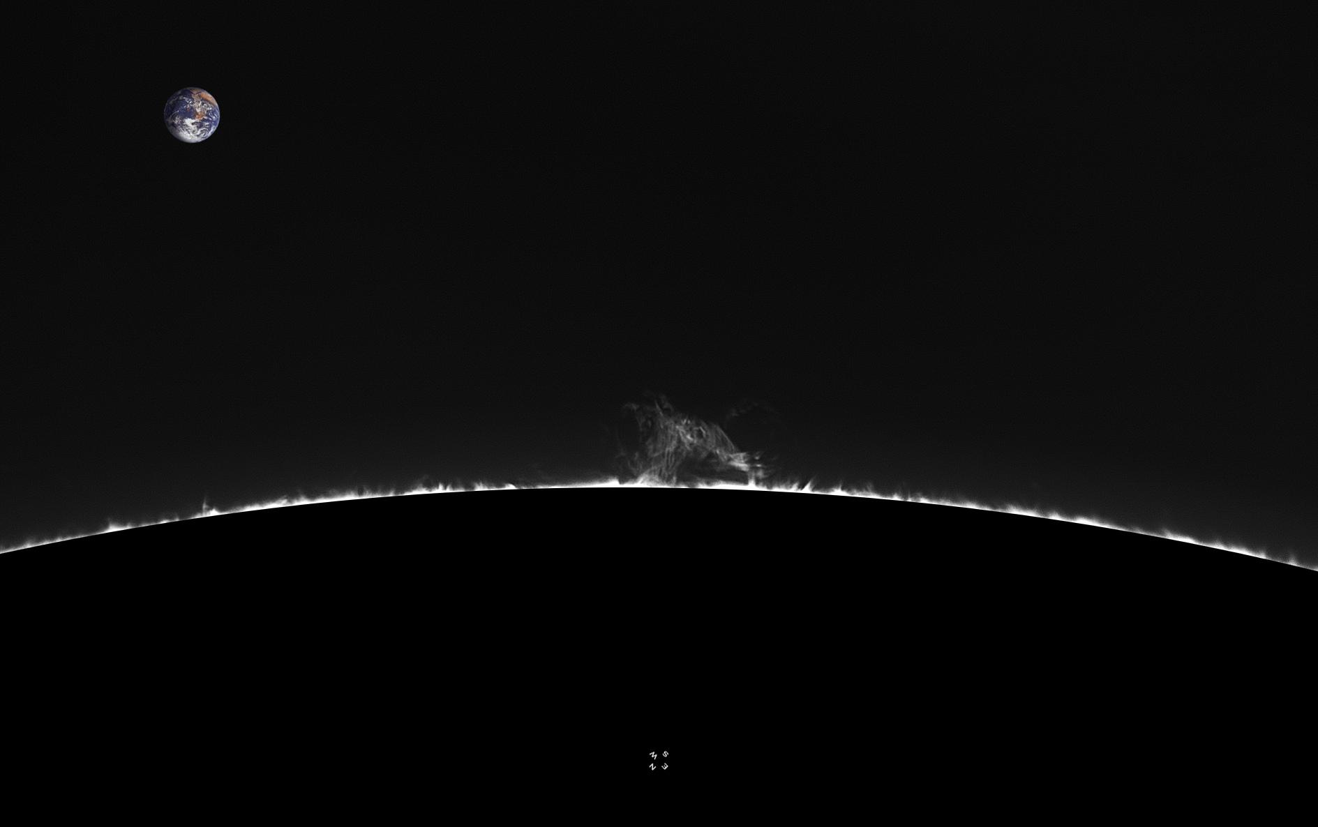 Limbe SSW - 9 Juin 2018