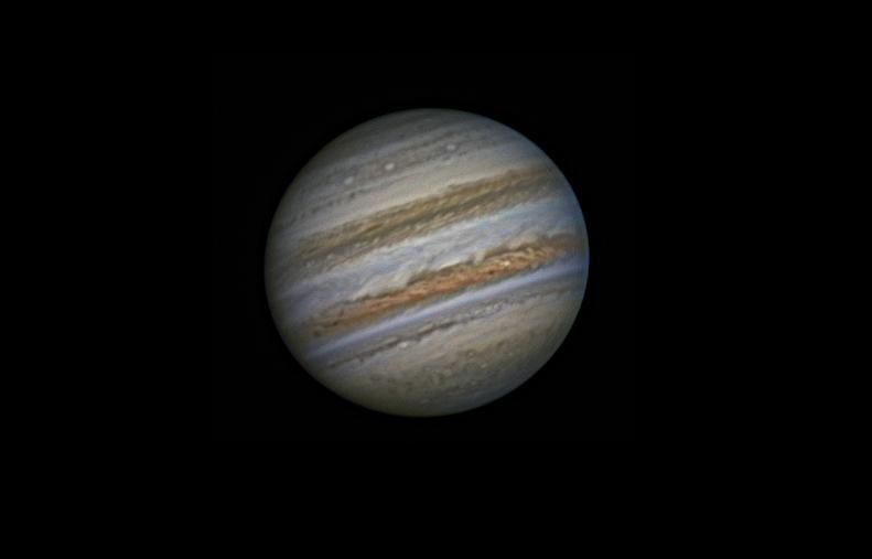 Jupiter au celestron 14