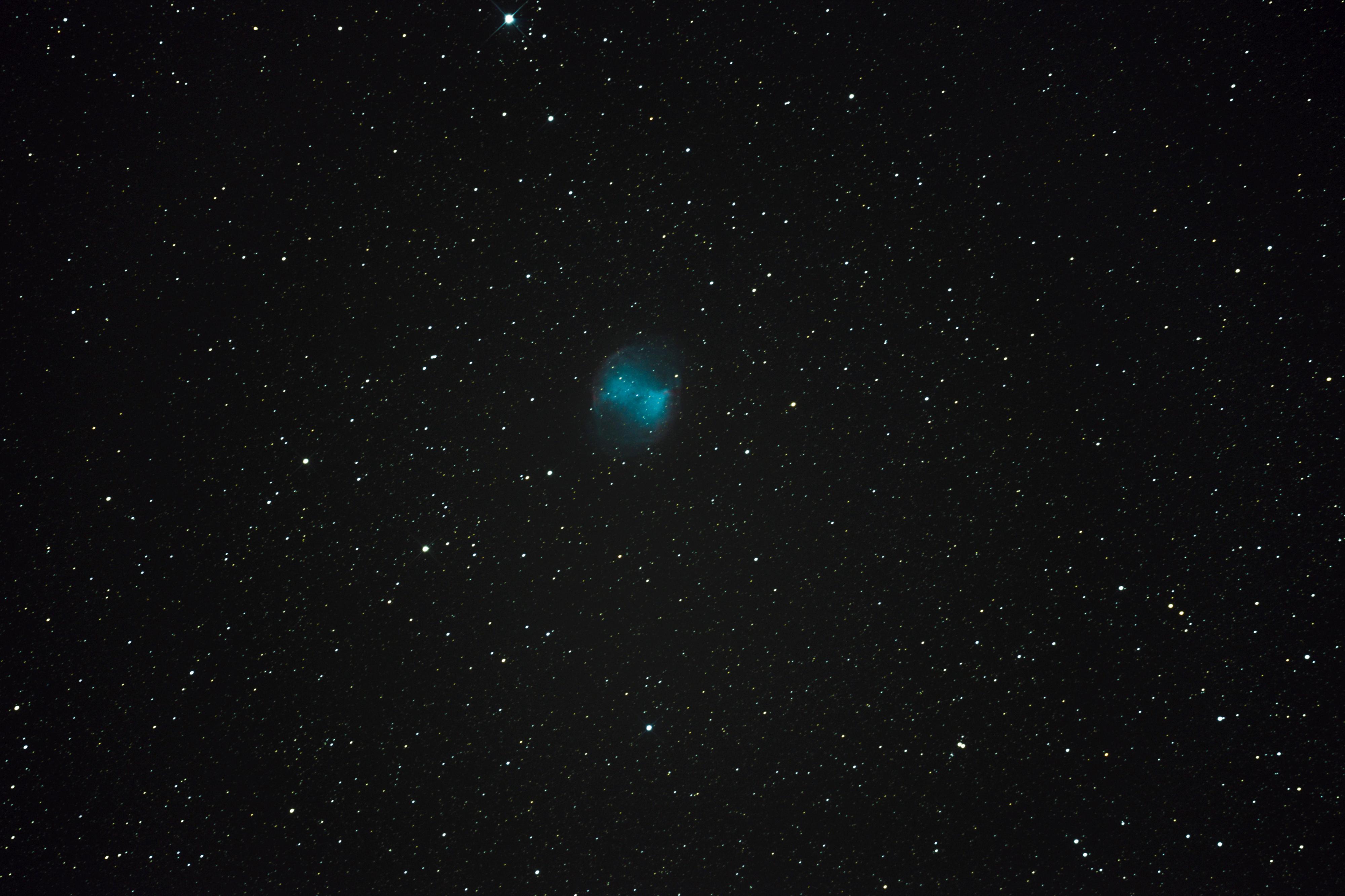 Nébuleuse de l'Haltère - Messier 27