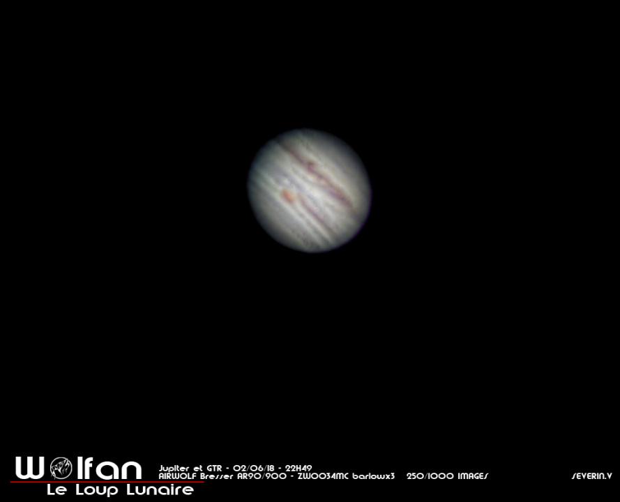 Jupiter & GTR 02-06-18