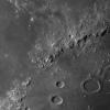 Montes Apenninus, Eratosthenes, Archimedes  - 22  juin  2018