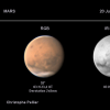 Mars le 20 juin 2018