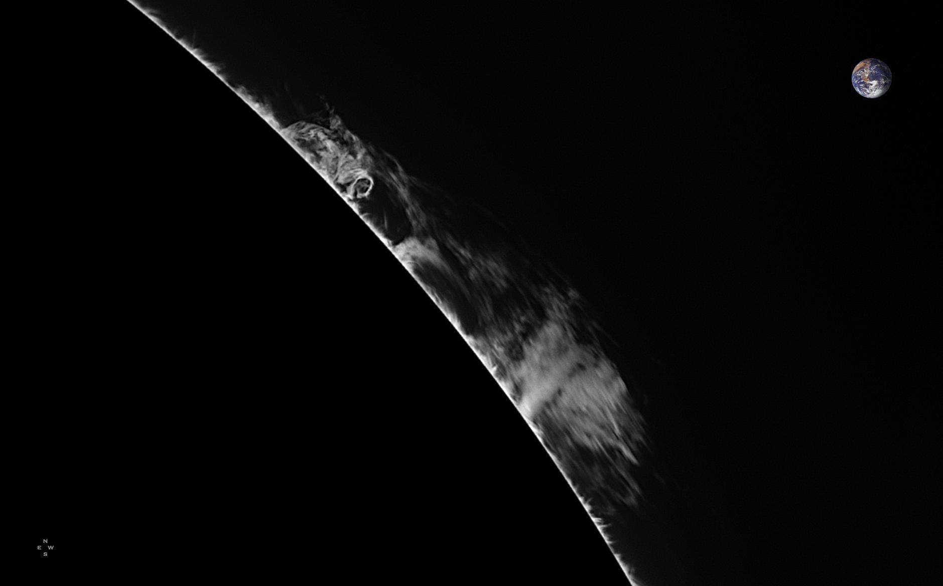Limbe NE - 52°N - 03 juillet 2018