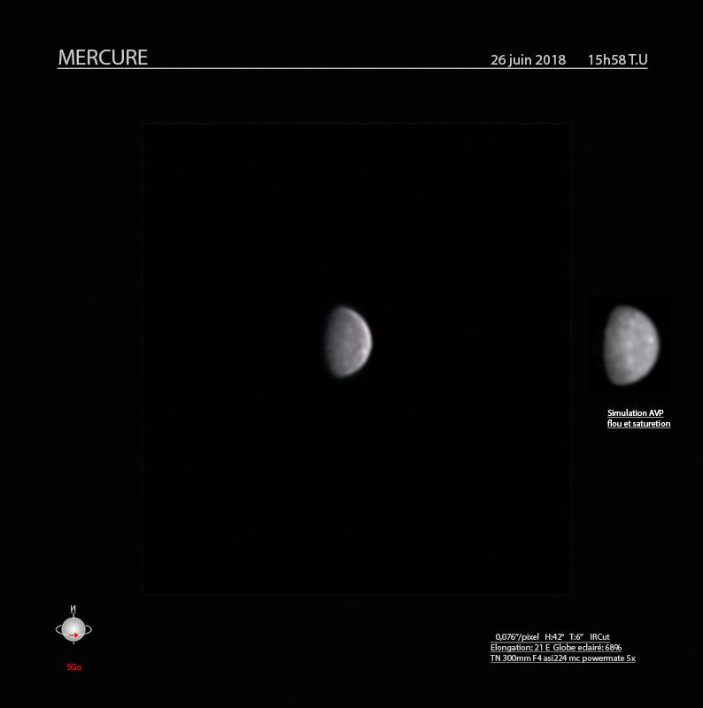 Mercure 26 juin couleur