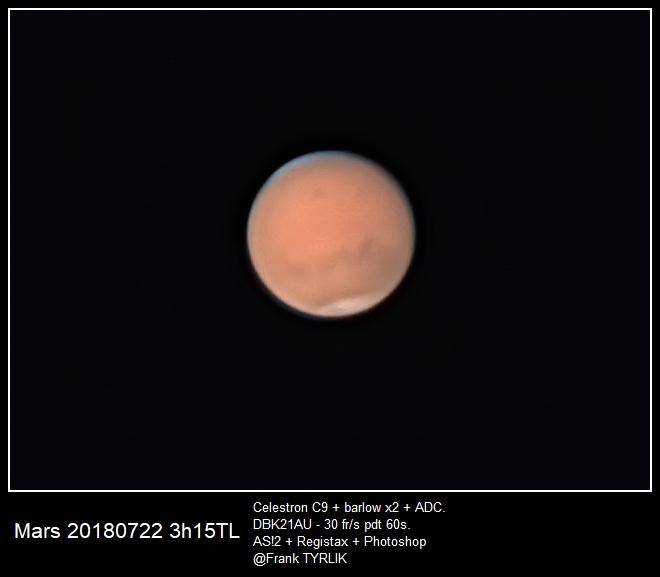 Mars le 22/07/2018 à 3h15tl