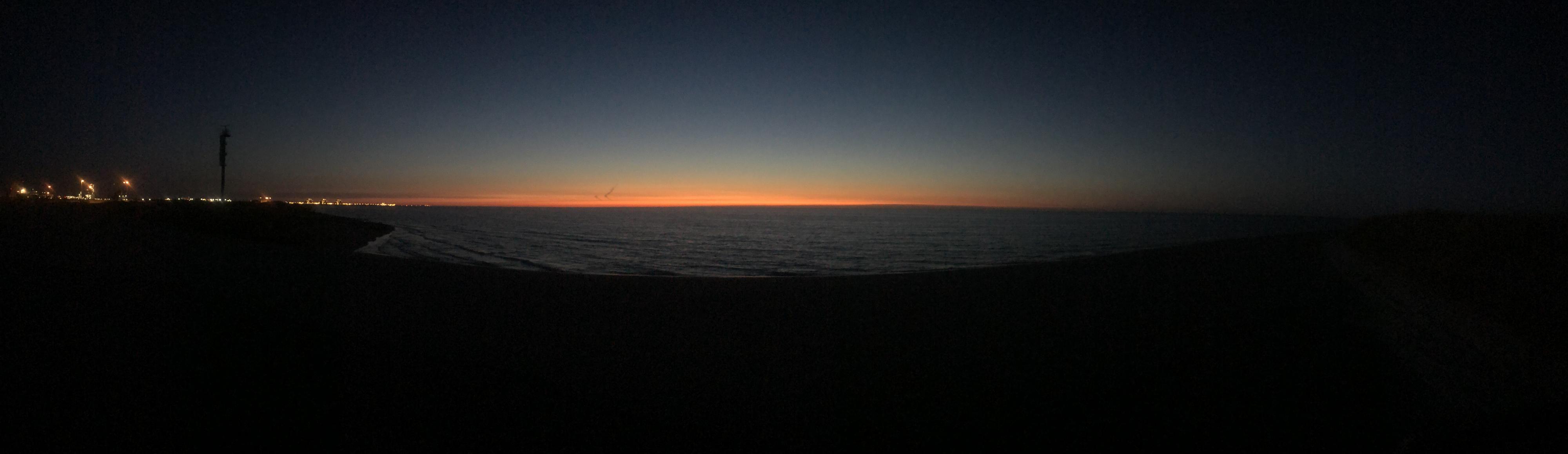 Crépuscule du 23 07 18