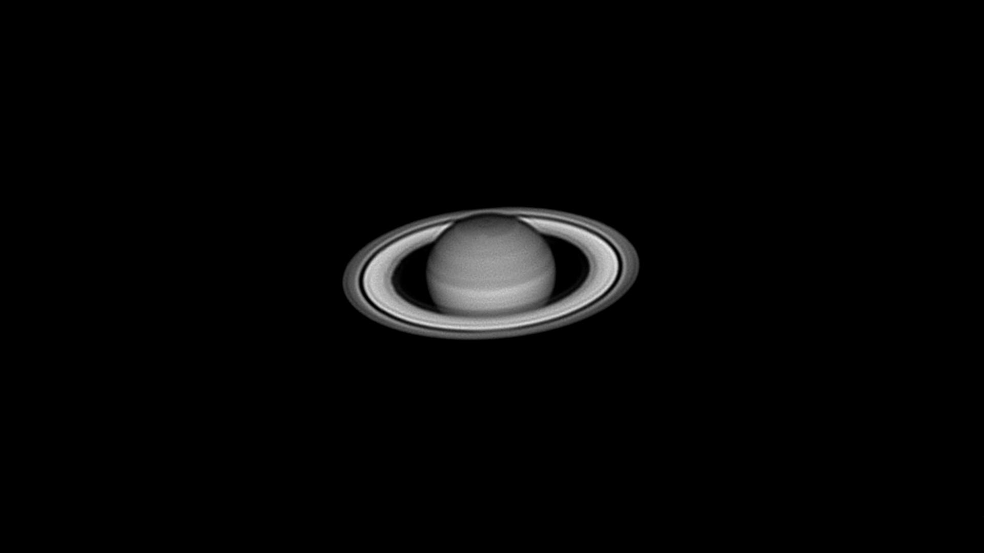 Saturne 23h38 TU le 7 juillet 2018