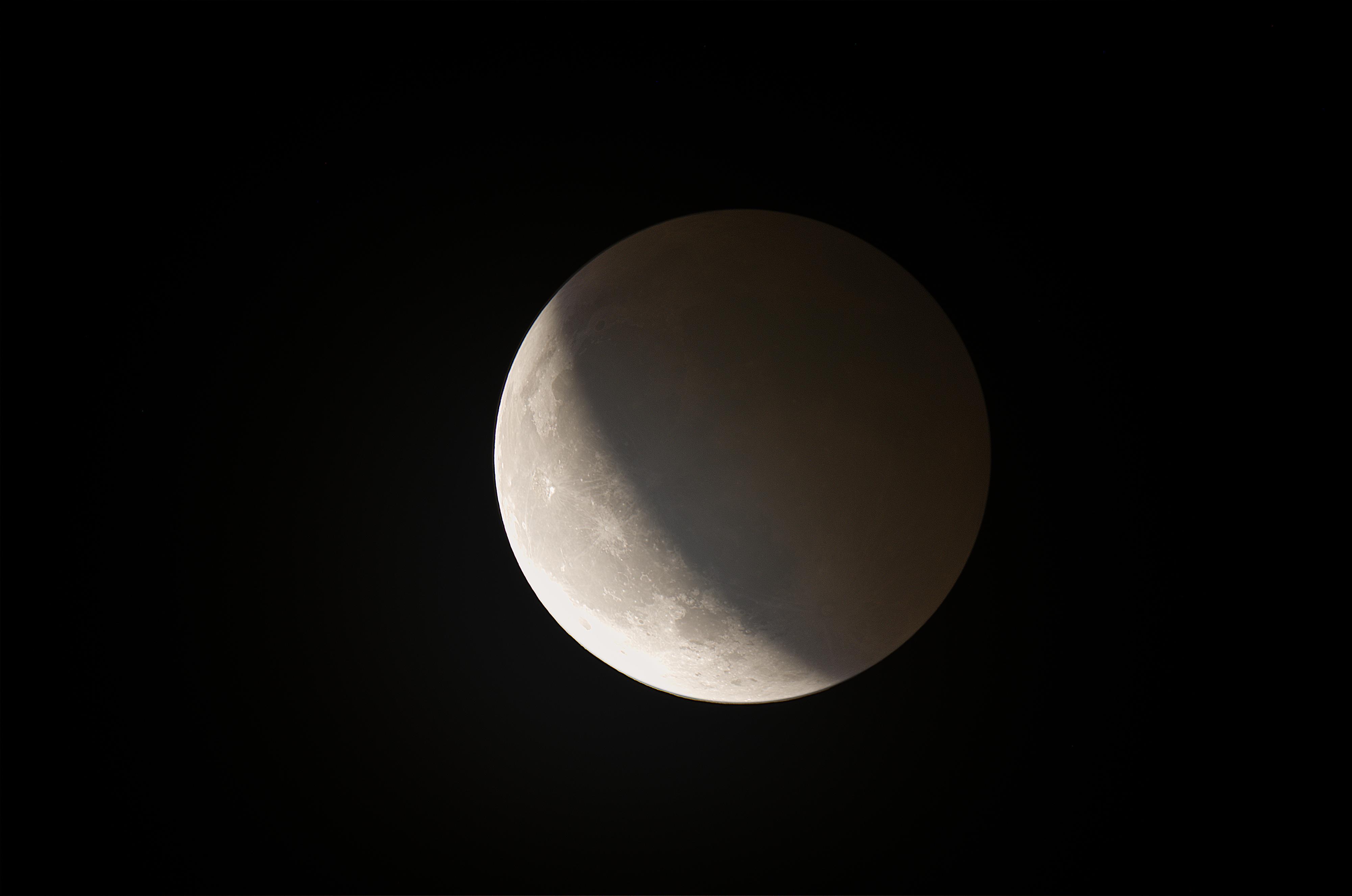 Eclipse de lune 27 juillet 2018