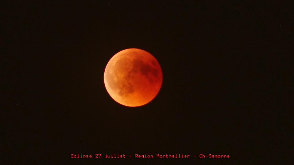 Eclipse Lunaire du siécle